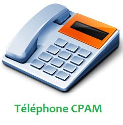 Cpam telephone