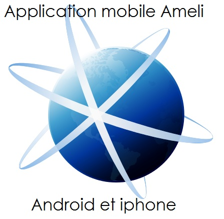 application mobile ameli