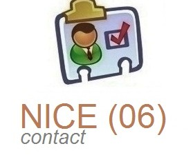 Contact caf nice