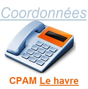 Agence CPAM au havre