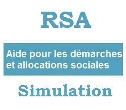 Rsa simulation gratuite en ligne sur le site de - Plafond de la caf pour allocation logement ...